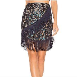MAJORELLE Skirts - Revolve MAJORELLE Sofia Skirt Size XXS Brand New